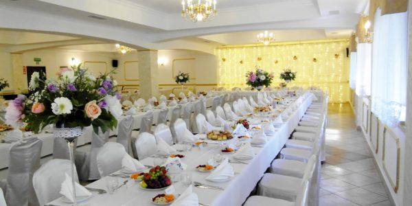 Wolne terminy na przyjęcia weselne